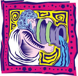 logotipo de acuario