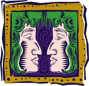 logotipo de géminis