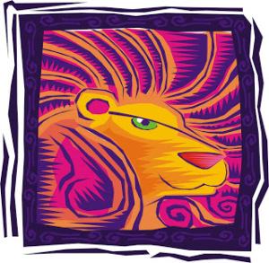 Logotipo de leo