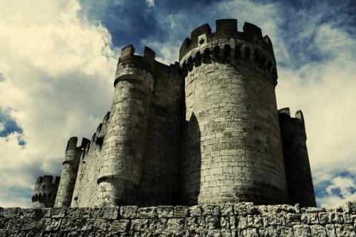 Castillo de la Edad Media