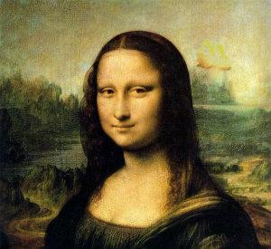 Pintura del Renacimiento La Gioconda