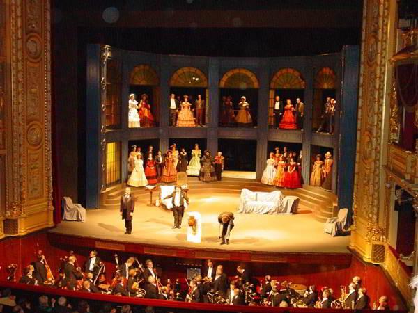 género dramático (teatro)