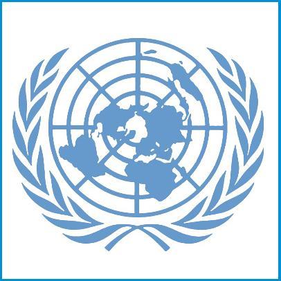 Características de los derechos humanos - Logo de la ONU